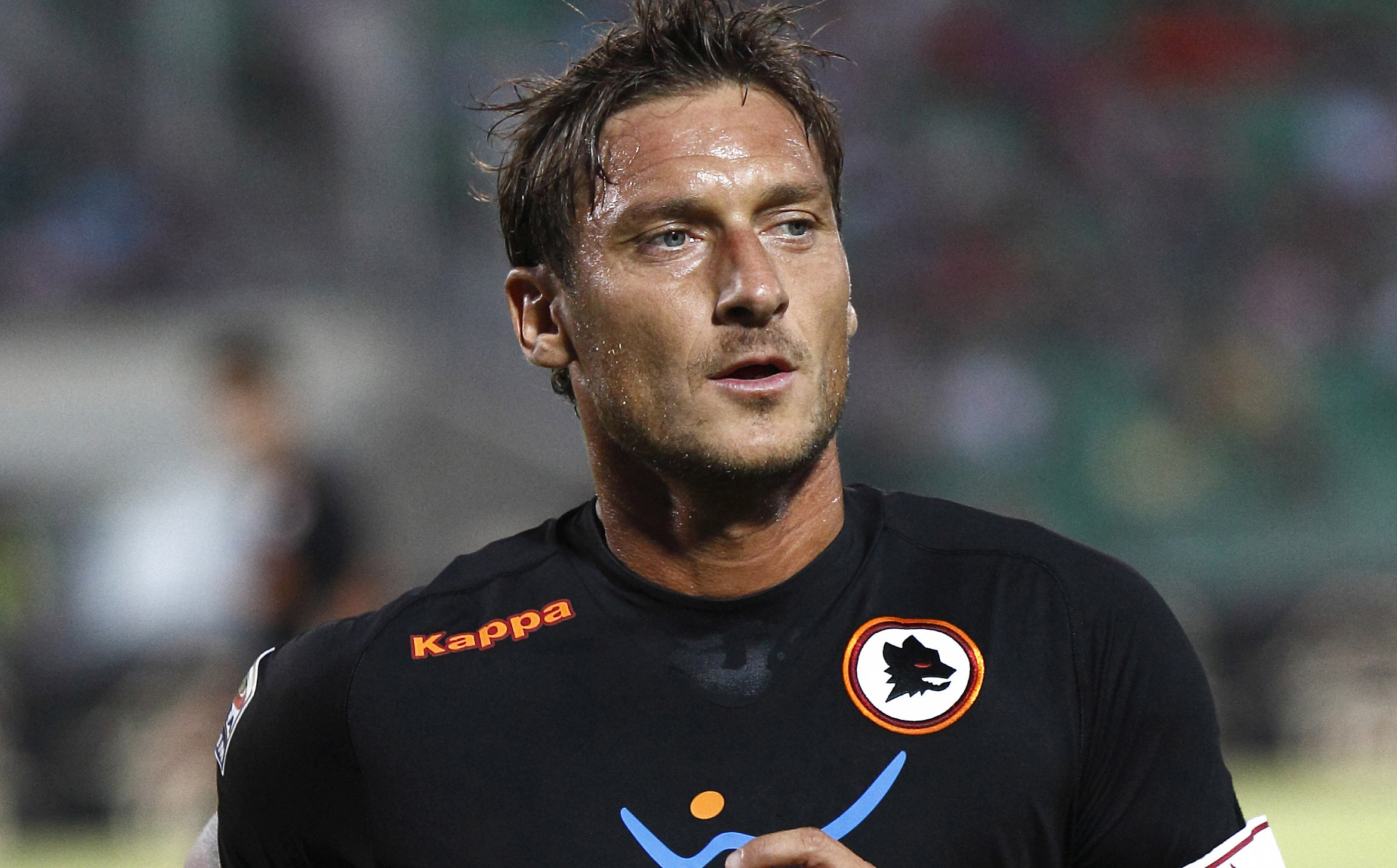 Francesco Totti An unusual football player